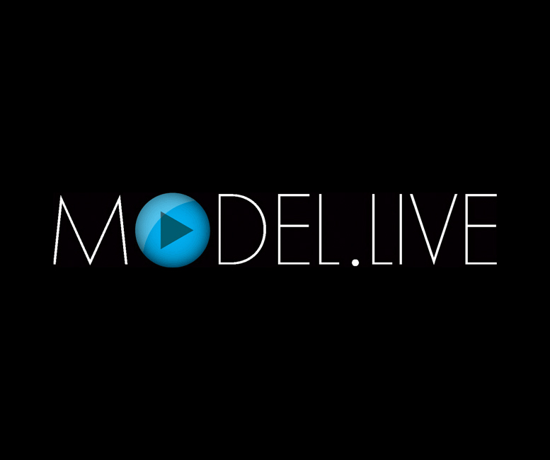 Model.Live logo
