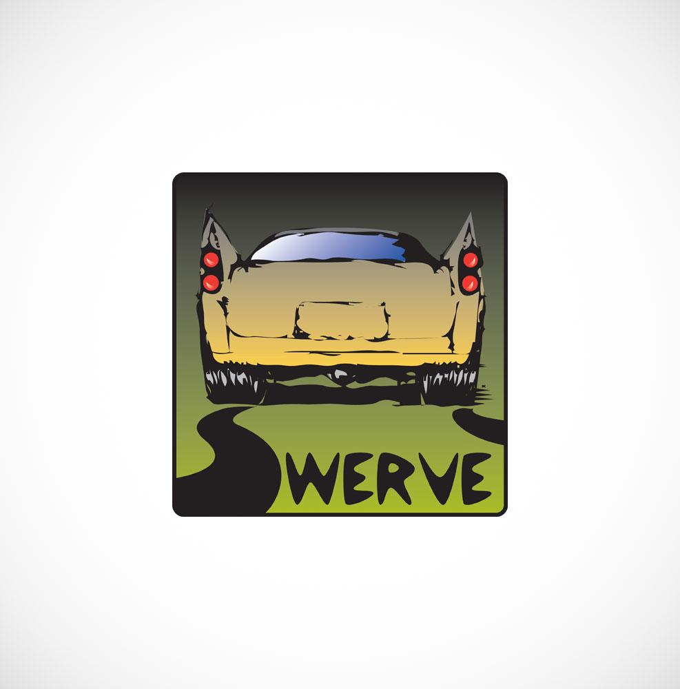 Swerve records logo